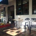 Sidewalk Cafe entrance
