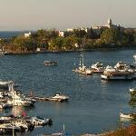 Порт и яхтклуб Созопола