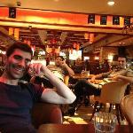 il Pub all'interno dell'hotel