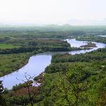 veduta della riserva naturale