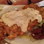 Famous Chicken Fried Steak