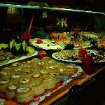 HSM Don Juan - Buffet especial Spanish party