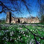 Castle exterior Spring