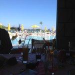 pool at palm bay