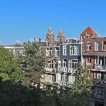 Mondriaan Suite - view from the window