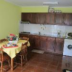 Kitchen area cottage 3.