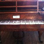 ベートーベンが愛用したピアノ