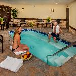 Hampton Inn Jackson Hole Swim Spa