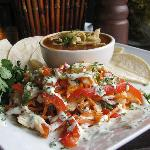 Asian Fish Tacos ~