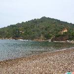 La spiaggia di Bagnaia