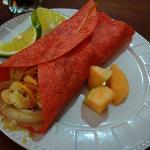 Foto de The Hungry Kiwi Cafe & Bar
