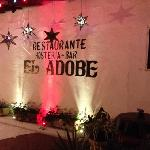 "Foto de Restaurante Hostería Bar ""El Adobe"""