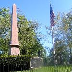 Millard Fillmore Burial Site