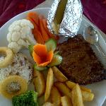 stake meal at anahtar lovely