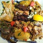 Share the Gorgona Platter for a fabulous selection