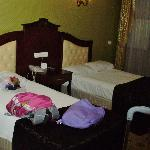 2 twin beds for a single person