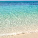 Crystalline waters...warm and beautiful.