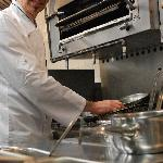 Chef Claude Godard