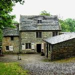 Stainsby Mill - outside view.