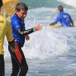 Learn to surf with West Cornwall Adventure