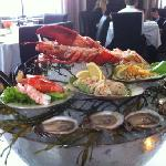 seafood appetizer - for 2!