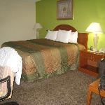 Room at Days Inn Clemson