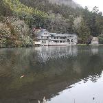 金鱗湖周辺はきれいです