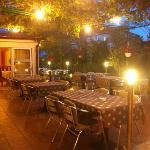 """outside restoran """"bok"""""""