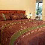 Captains Suite - Bedroom