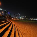 Haeundae by night