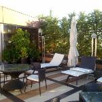 CP Athens - Rooftop Sun Loungers