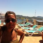 roof top bar !!