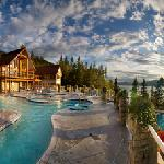 Halcyon Hot Springs Foto