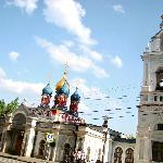 Churches along Ulitsa Varvarka