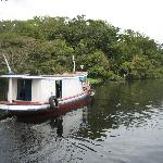 the school boat