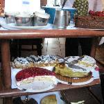 Wonderful Dessert Cart