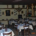 Old German Schnitzel Haus Foto
