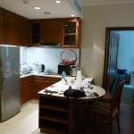 Kitchenette in 2 Bed Superior Apartment