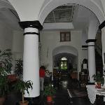 Hall dell'Hotel