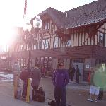 Whitefish Train Station