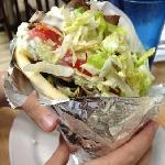 Gyro Sandwich