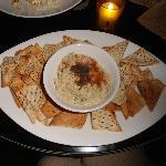 BLVD 16 Hummus