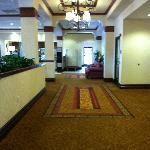 Hallway towards Lobby
