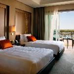 Anantara Eastern Mangroves Hotel & Spa - Deluxe Maroves Balcony Twin Roomng