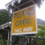 Foto de Island Cafe Bar