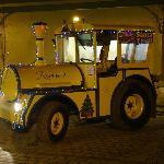 Santa Train Engine