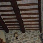 Il tetto a vista