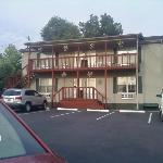 This is the motel