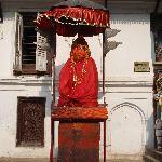 Hanuman religious statue