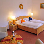 Doppelzimmer/ double bed room